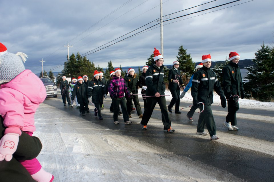 2903 Norman's Cove-Long Cove Army Cadets