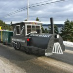 Norman's Cove-Long Cove Vol. Fire Department Gift Train