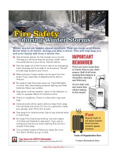 WinterStormSafety